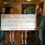Crested Butte Rotary Award