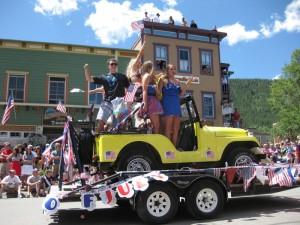 Rotary Float 2010