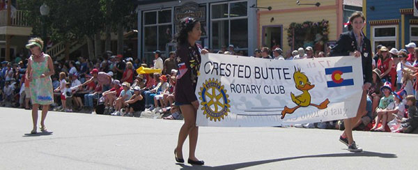 Crested Butte Rotary Fondation